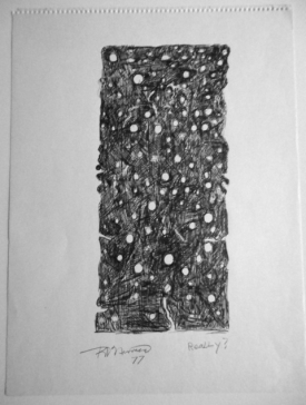 Really (Pen and Ink) $600 value